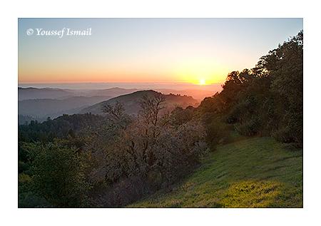 Winters Last Sunset